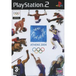 ATHENS 2004 COMPLET PS2
