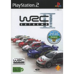 WRC 2 COMPLET PS2