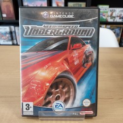 NEED FOR SPEED UNDERGROUND COMPLET GAMECUBE