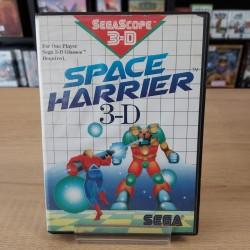 SPACE HARRIER 3-D SANS NOTICE MASTER SYSTEM