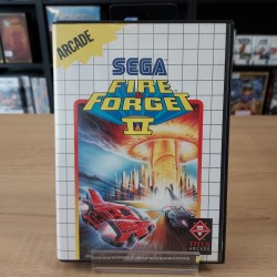 FIRE & FORGET 2 COMPLET MASTER SYSTEM