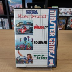 MASTER GAMES 1 PAL MASTER SYSTEM SANS NOTICE