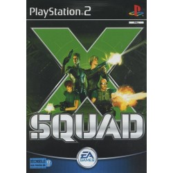 X SQUAD COMPLET PS2