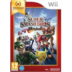 SUPER SMASH BROS COMPLET WII SELECTS