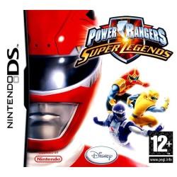 POWER RANGERS SUPER LEGENDS DS