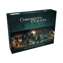 CHRONIQUES OUBLIEES CTHULHU KIT INITIATION