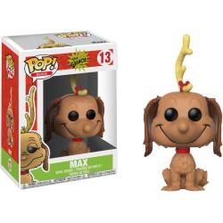 FUNKO POP MAX THE DOG THE GRINCH N°13