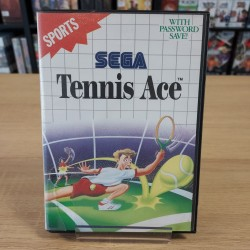 TENNIS ACE COMPLET MASTER SYSTEM