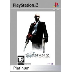HITMAN 2 PLATINUM COMPLET PS2