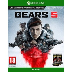 GEARS 5 BLISTER XBOX ONE
