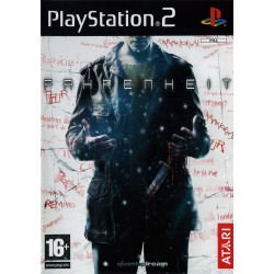 FAHRENHEIT COMPLET PS2