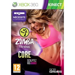 ZUMBA FITNESS CORE COMPLET XBOX 360