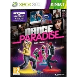 DANCE PARADISE COMPLET XBOX 360
