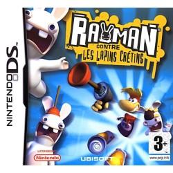 RAYMAN CONTRE LES LAPINS CRETINS DS