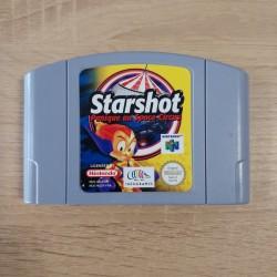 STARSHOT PANIQUE AU SPACE CIRCUS LOOSE NINTENDO 64