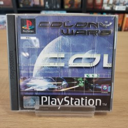 COLONY WARS COMPLET PS1