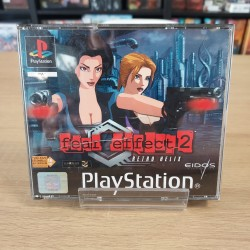 FEAR EFFECT 2 COMPLET PS1