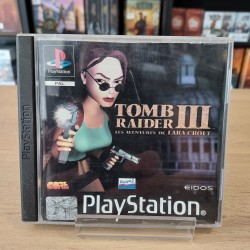 TOMB RAIDER 3 COMPLET SUNFADE PS1