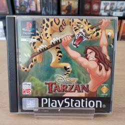TARZAN COMPLET PS1