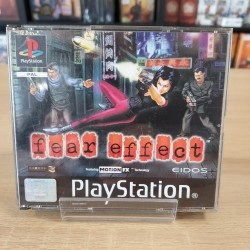 FEAR EFFECT COMPLET PS1