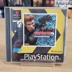FIGHTING FORCE 2 COMPLET PS1