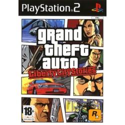 GTA LIBERTY CITY STORIES COMPLET PS2