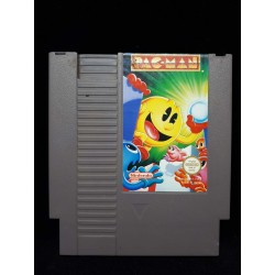PAC-MAN SUR NES OCCASION VERSION PAL