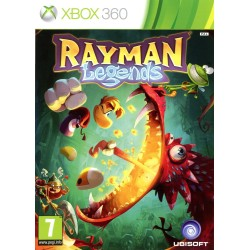 RAYMAN LEGENDS COMPLET XBOX 360