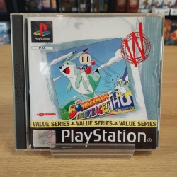 BOMBERMAN FANTASY RACE VALUE SERIES COMPLET PS1