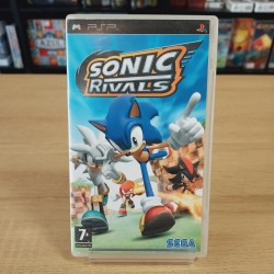 SONIC RIVALS COMPLET PSP