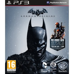 BATMAN ARKHAM ORIGINS SUR PLAYSTATION 3