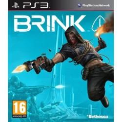 BRINK OCCASION SUR PLAYSTATION 3