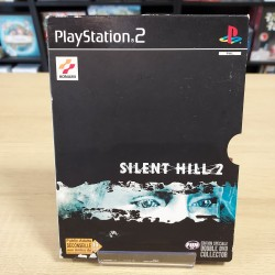 SILENT HILL 2 COLLECTOR PS2 COMPLET ETIQUETTE COLLECTOR