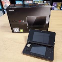 CONSOLE 3DS NOIRE COMPLETE EN BOITE