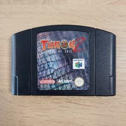 TUROK 2 SEEDS OF EVIL LOOSE N64