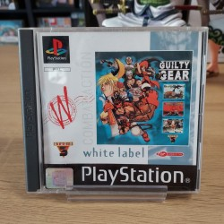 GUILTY GEAR WHITE LABEL COMPLET PS1