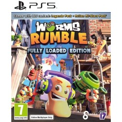 WORMS RUMBLE FULLY LOADED EDITION PS5