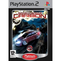 NEED FOR SPEED CARBON PLATINUM COMPLET PS2