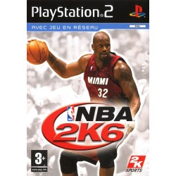 NBA 2K6 COMPLET PS2