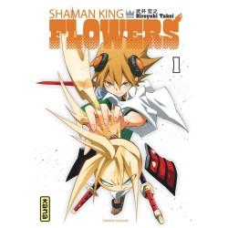 VOL. 1 SHAMAN KING FLOWERS