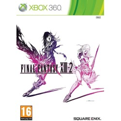 FINAL FANTASY XIII-2 COMPLET XBOX 360