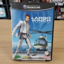 LARGO WINCH COMPLET GAMECUBE