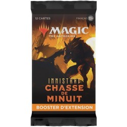 BOOSTER EXTENSION INNISTRAD CHASSE DE MINUIT MAGIC