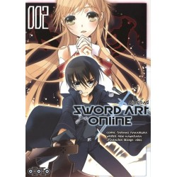 VOL. 2 SWORD ART ONLINE AINCRAD