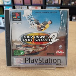 TONY HAWKS PRO SKATER 2 COMPLET PLATINUM PS1
