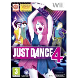 JUST DANCE 4 COMPLET WII