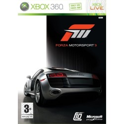 FORZA 3 COMPLET XBOX 360