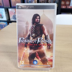 PRINCE OF PERSIA LES SABLES OUBLIES COMPLET PSP