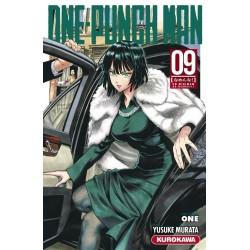 VOL. 9 ONE-PUNCH MAN