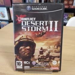 CONFLICT DESERT STORM 2 COMPLET GAMECUBE